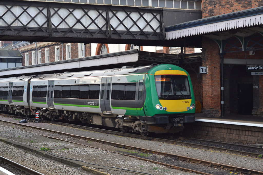 No.170512 at Worcester