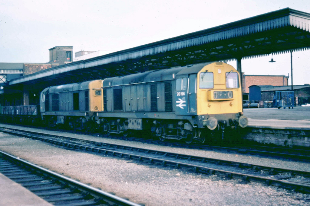 Class20s at Worcester