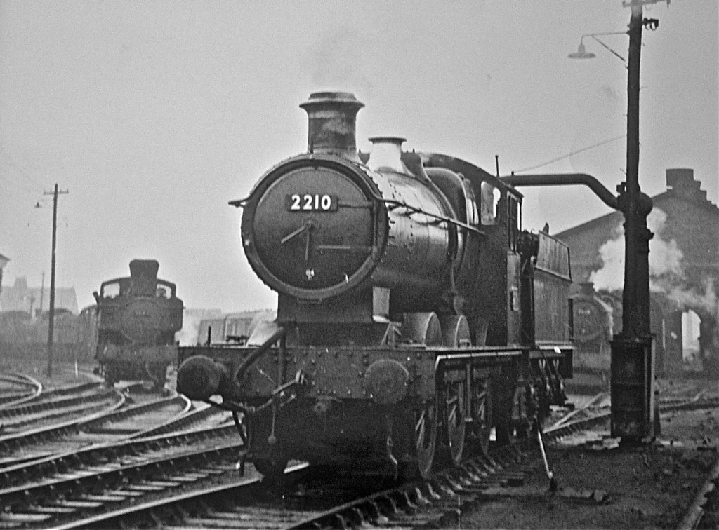 No.2210 at Worcester