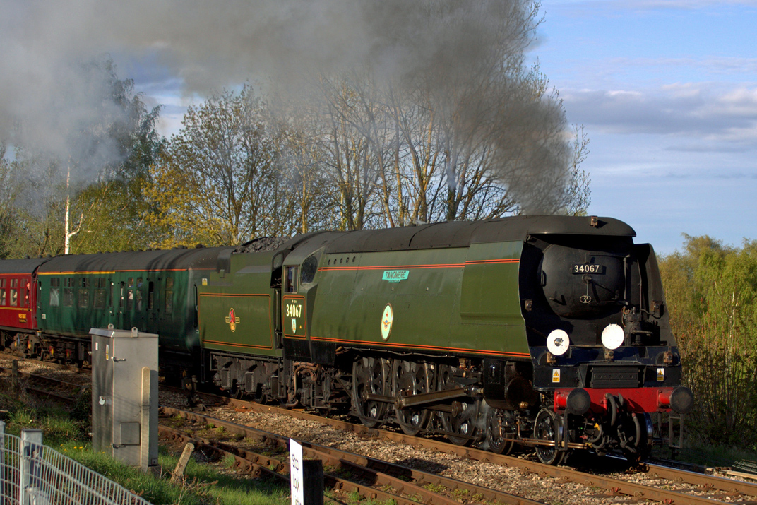 34067 at Malvetn Wells