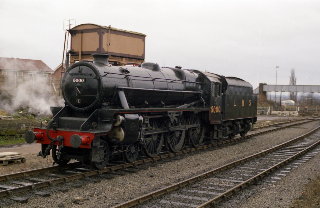 No.5000 at Kidderminster