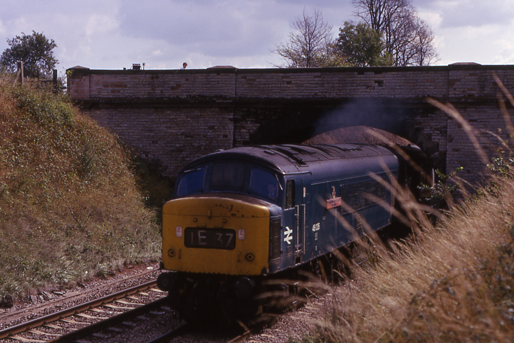 No.46026 at Defford in 1974