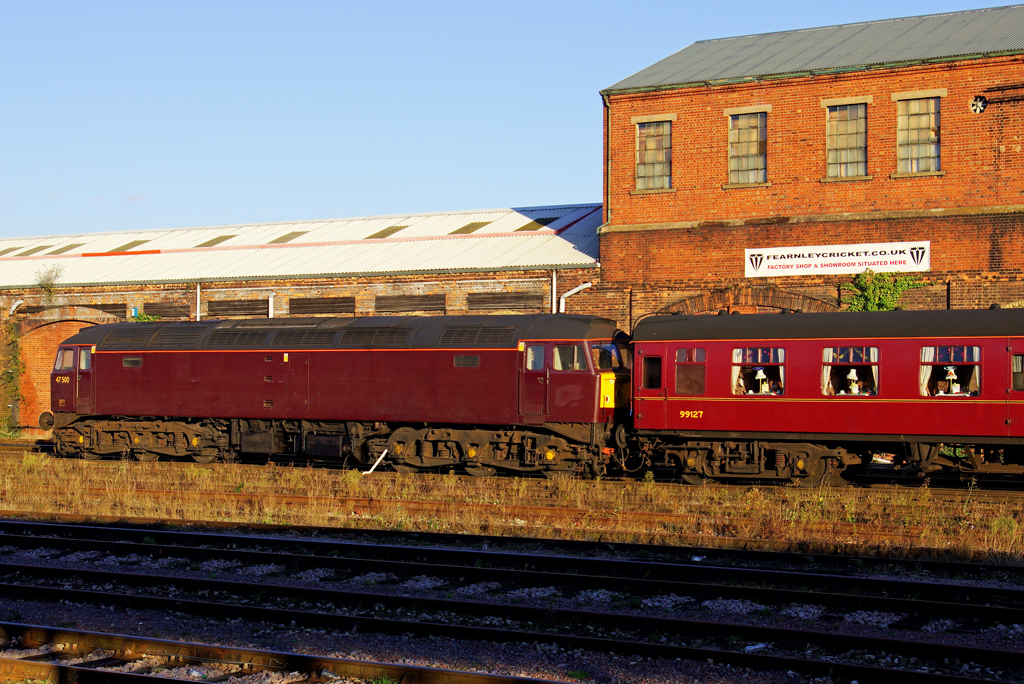 No.47500 at Worcester