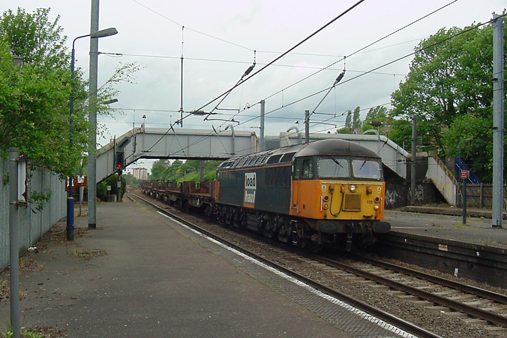 Class 56 No.56118 at Kings Norton