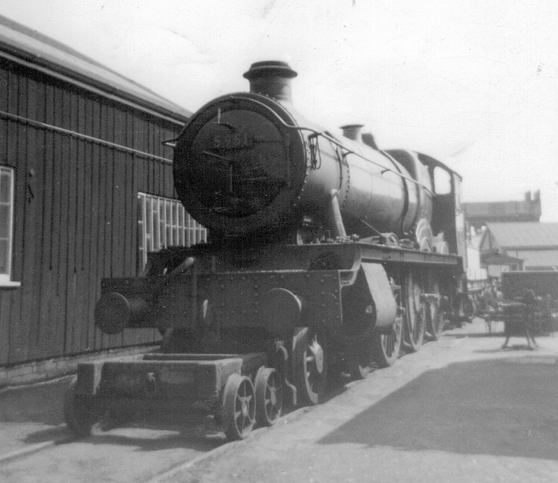 No.5951 at Worcester Works