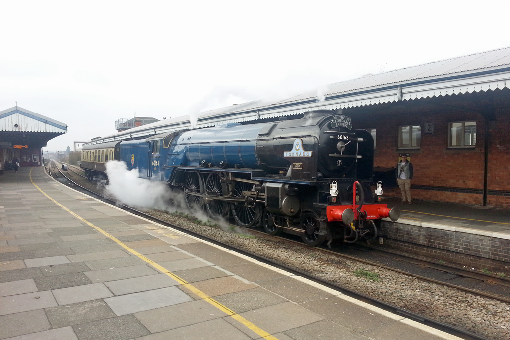 No.60163 at Worcester Foregate Street