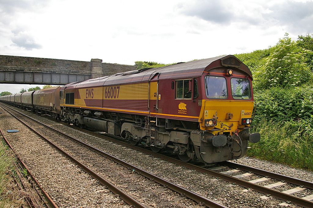 No.66007 at Bredon
