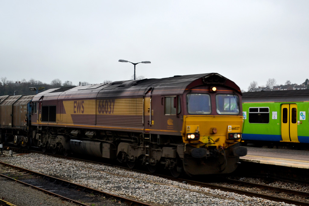 No.66037 at Worcester