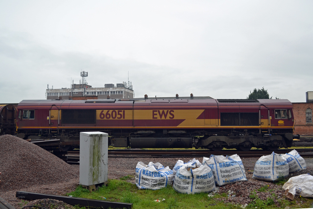 No.66051 at Worcester