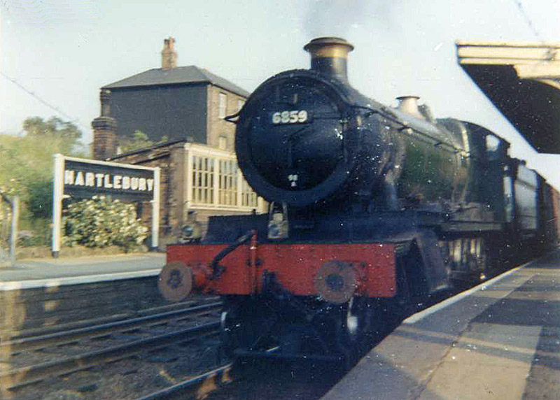 No.6859 at Hartlbury