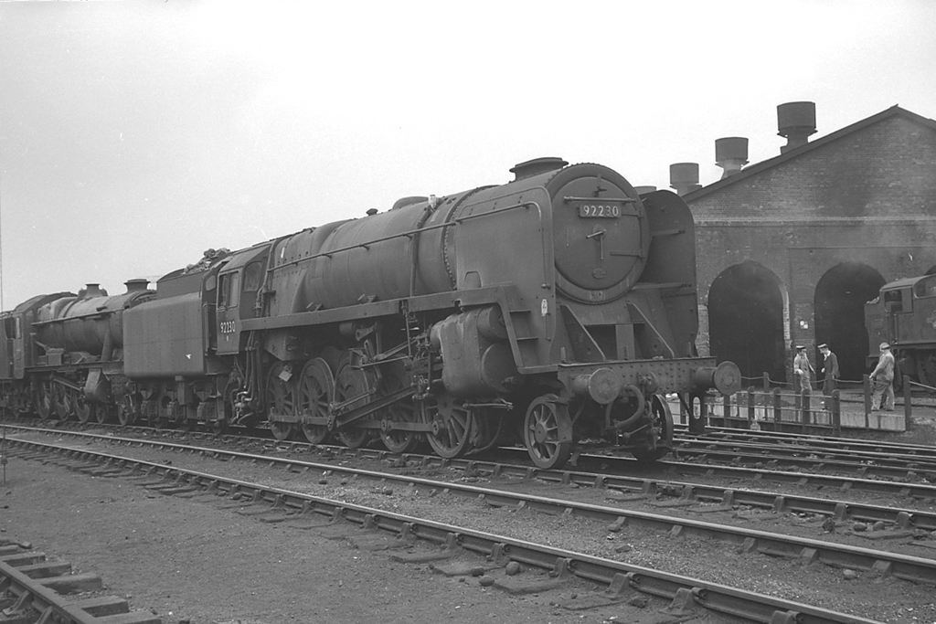 No.92230 at Worcester