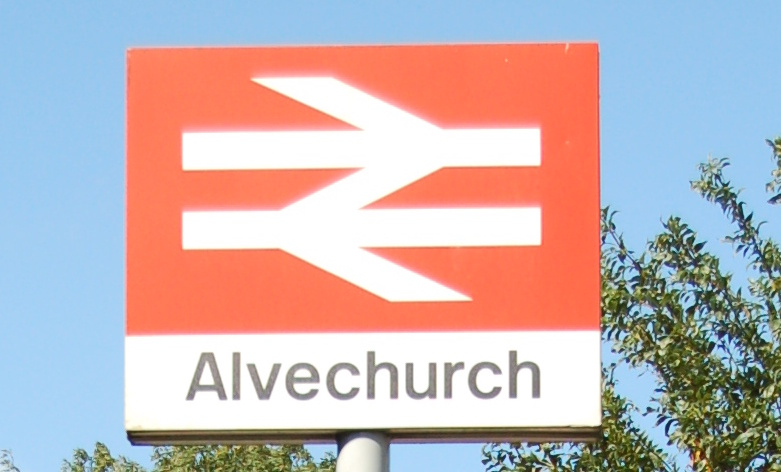 Alvechurch Sign