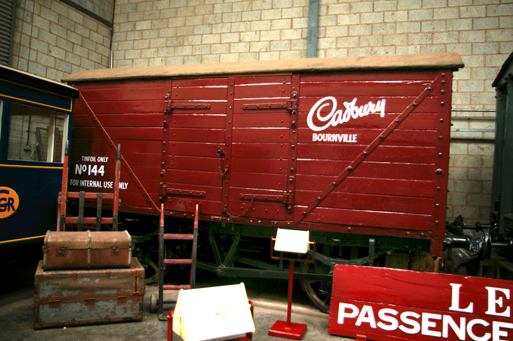 Cadbury Wagon No.144