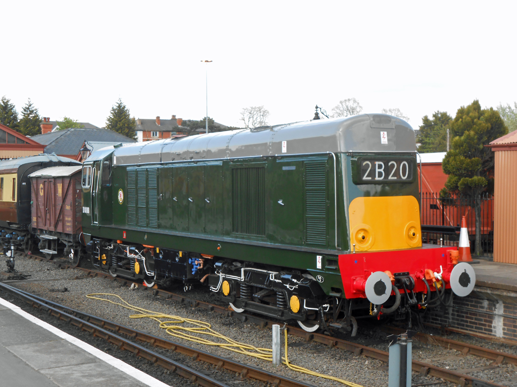 D8188 at Kidderminster