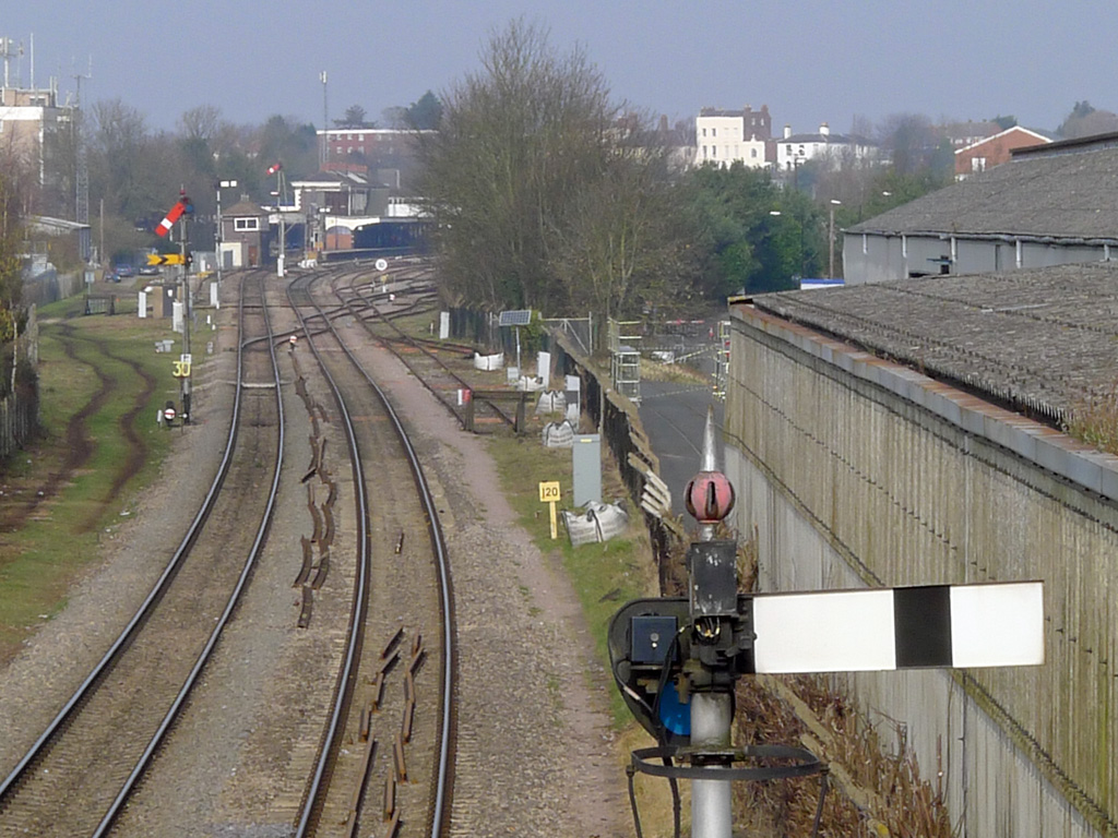 Metal Box sidings