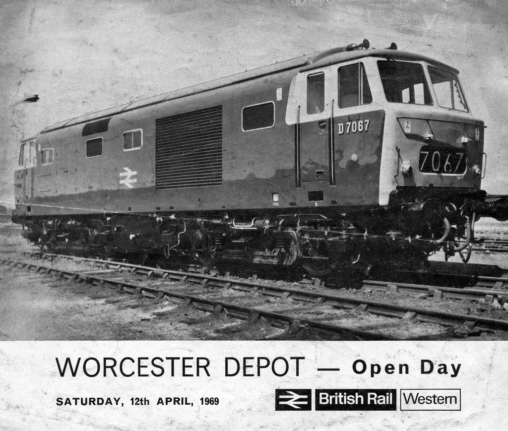 Worcester Open Day