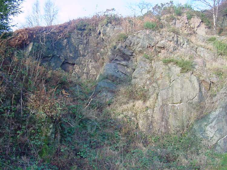Middle Dingle Quarry